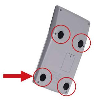 CASIO電卓は安定性が高い